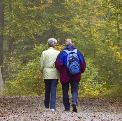 Разходка - пътят към здраво сърце