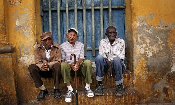 Куба - снимка Google