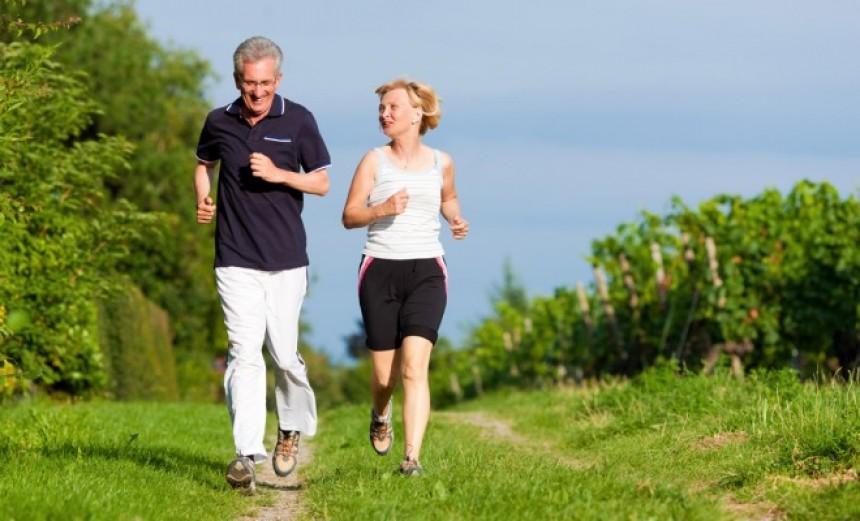 Тичане в парка - пътят към здраво сърце