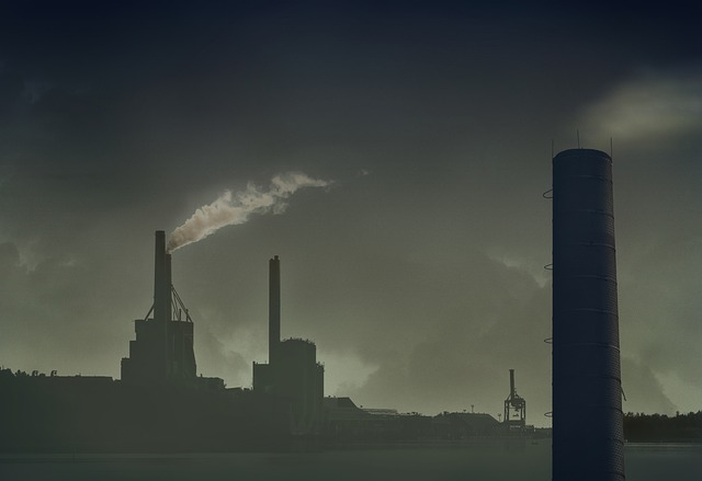 замърсяване на въздуха от изгаряне